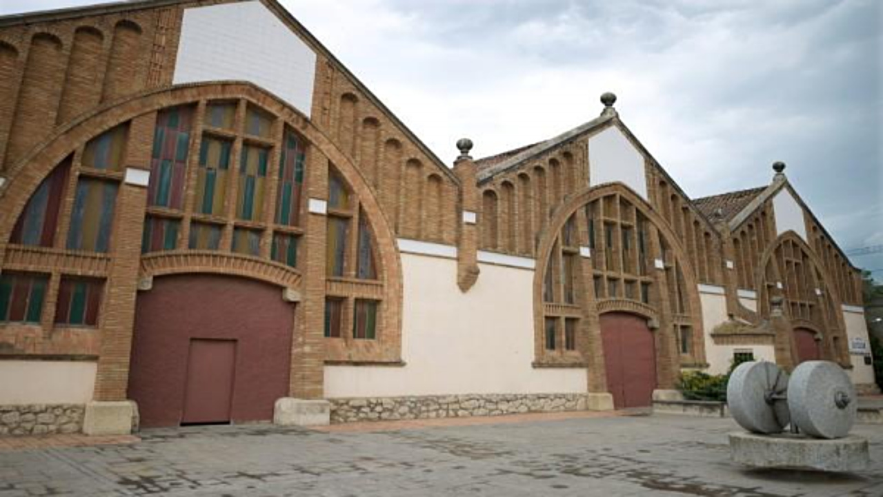 Catedral del Vi · Celler Modernista